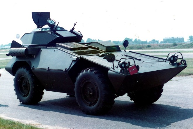 Does Anyone Know Of A 1 35 Cadillac Gage Commando Scout Kit