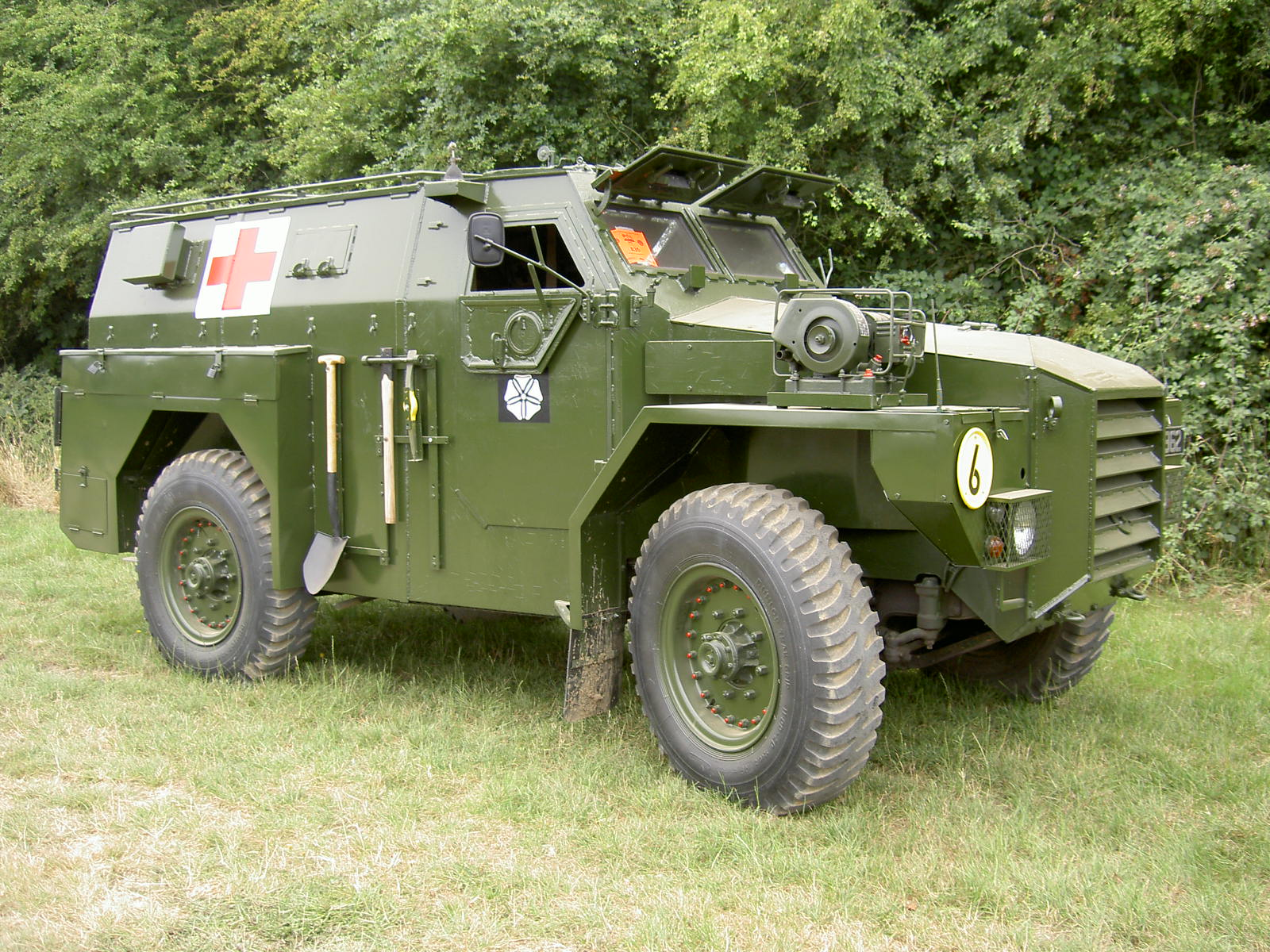 WarWheels Net-Humber Pig APC Index