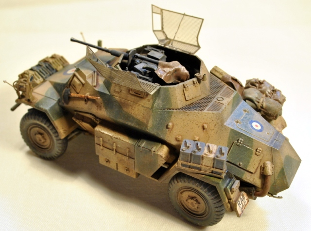 Model Sdkfz Rafwilliams on Old German Cars
